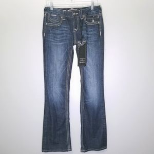 3/$25 Barely boot cut Jean